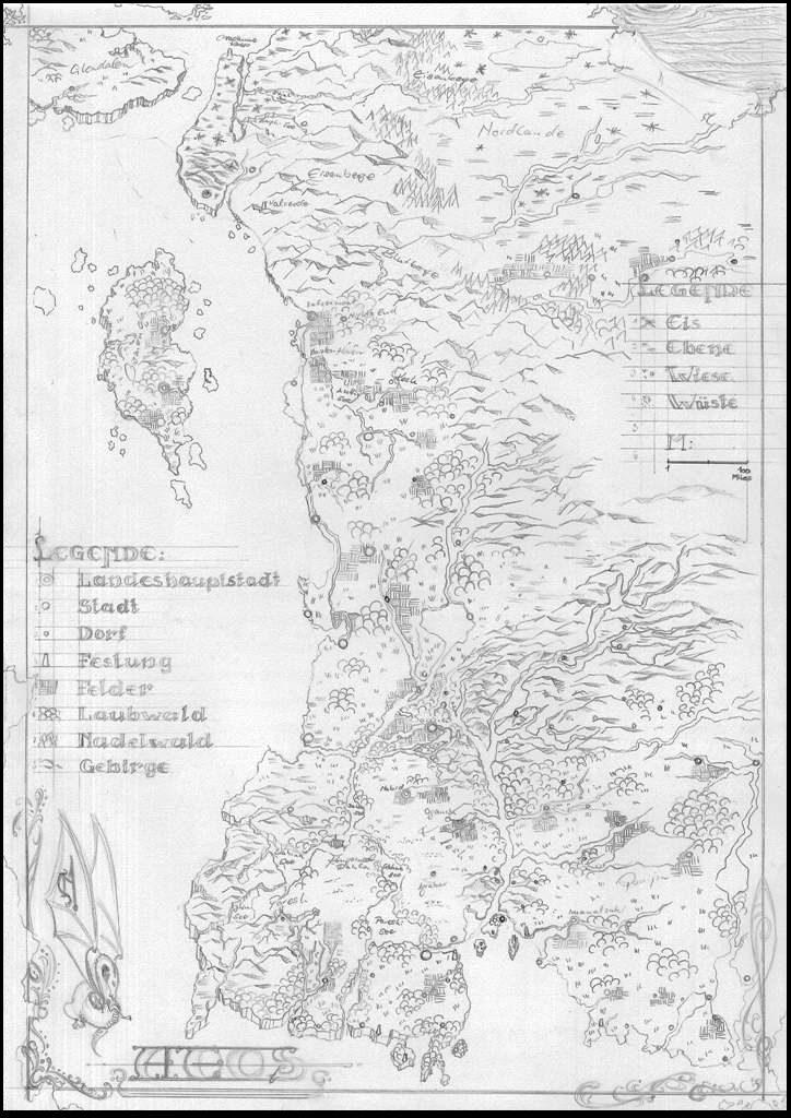 Karte Äos
